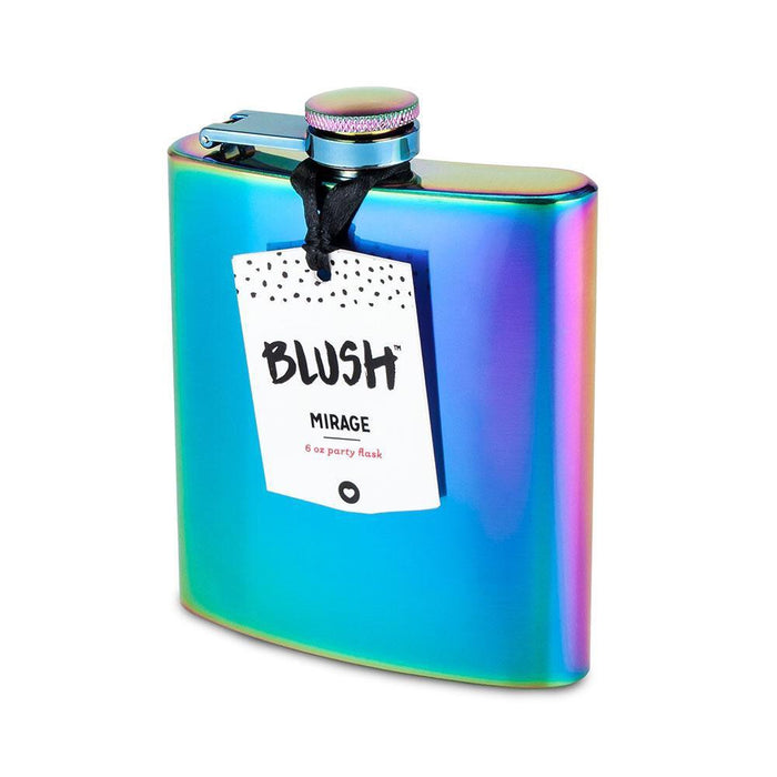 Blush - Mirage 6oz Party Flask
