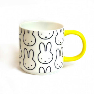 Miffy - Mug - Head Repeat