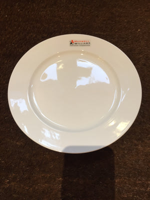 Maxwell Williams - White Basic Entree Plate 23cm