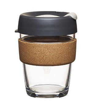 KeepCup - 12oz Cork Coffee Cup - Press