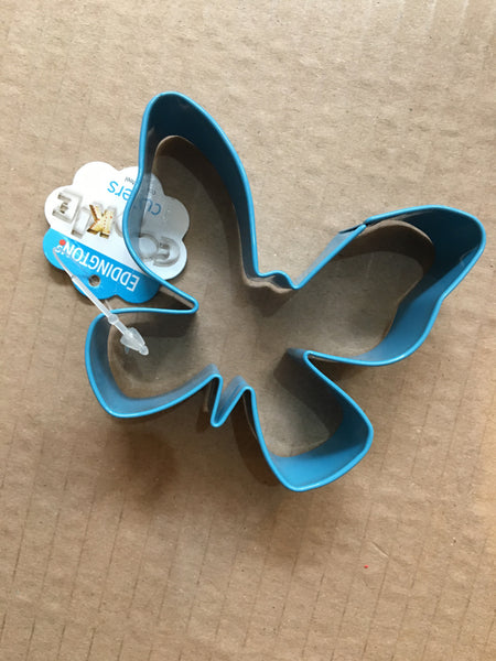 Blue butterfly cutter