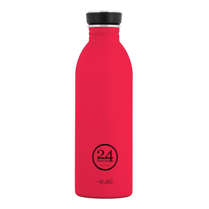 24 Bottles Urban 500ml - Red Hot