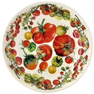 Emma Bridgewater - Vegetable Garden Tomato Medium Pasta Bowl