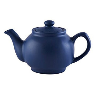 Price & Kensington -  2 cup - Matt navy teapot