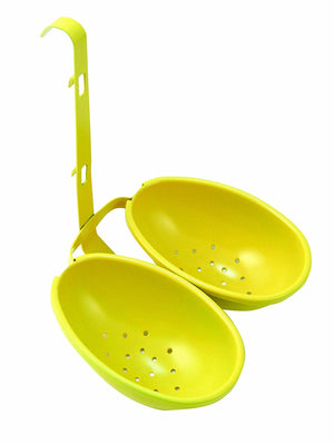 Double Yellow Egg Poacher