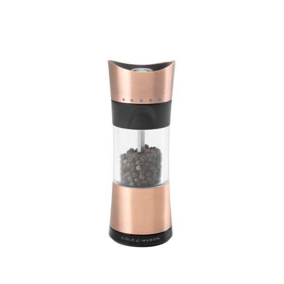 Cole & Mason - Inverta Select Copper Horsham Pepper Mill 15.4 cm
