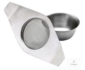 Kilo - Double Armed Tea Strainer