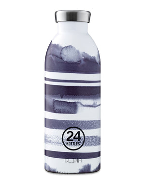 24 Bottles 500ml - Clima Stripes