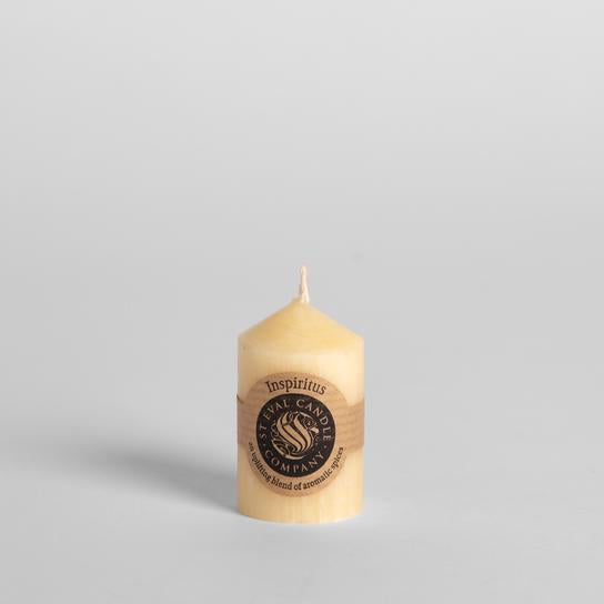 "St Eval Candle Co - Inspiritus Scented Mini 11/2"" x 21/2"" Pillar Candle"