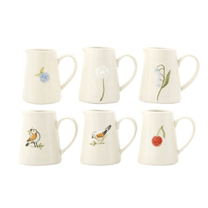 Bloomingville - Gatherings - Milk Jug - Assorted Patterns