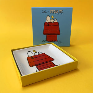 Peanuts - Trinket Tray - House