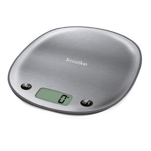 Terraillon Macaron Stainless Steel Trendy Stylish Kitchen Scale
