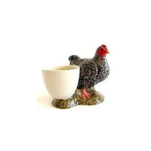 Quail - Maran with Egg Cup