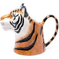 Quail Medium Tiger Jug