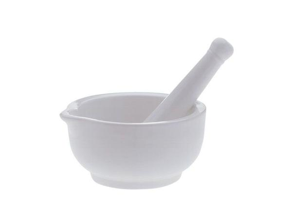Maxwell Williams - White Basics Pestle & Mortar 9cm