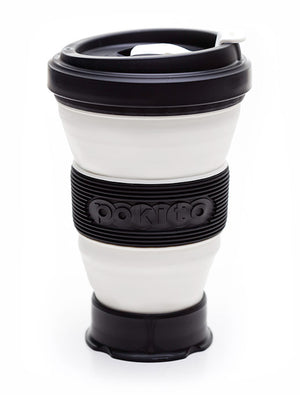 Pokito - Multi Size Coffee Cup - Blackberry