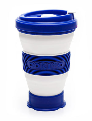 Pokito - Multi Size Coffee Cup - Blueberry