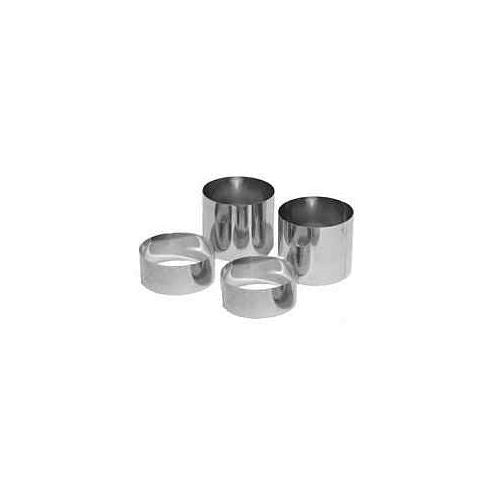 3.5 x 1.5 in Stainless Steel Food Ring