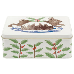 Thornback & Peel - Rabbit & Pudding Deep Rectangular Tin
