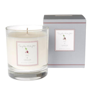 Sophie Allport - Fig & Ginger Scented Candle -220g