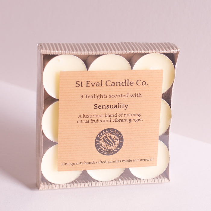 St Eval Candle Company - Sensuality Scented Tealights
