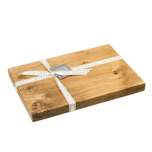 Just Slate - 30cm Scottish Oak Serving Board