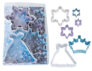 Anniversary House - Frozen Cookie Cutters