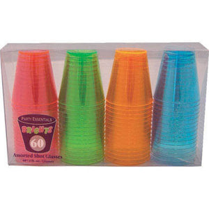 Creative Party - Assorted Shot Glasses