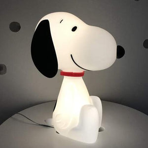 Peanuts - Snoopy Night Lamp - UK plug
