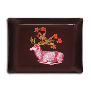 Avenida Home - Pudding Head- Acrylic Deer Tray