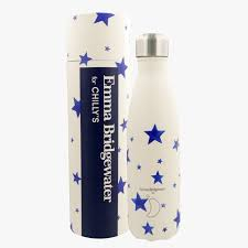 Chilly's Vacuum Flask 500ml Emma Bridgewater Starry Skies