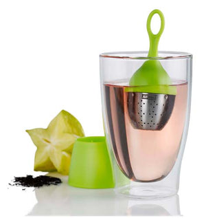 AdHoc - Floating Tea Infuser - Green