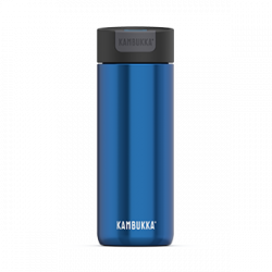 Kambukka Olympus 500ml Thermal Mug Swirly Blue