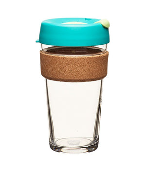 KeepCup - 16oz Cork Coffee Cup - turbine