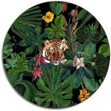 Avenida Home - Jungle - Tiger Tablemat