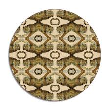 Avenida Home - Round Tiger Placemat