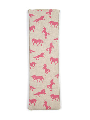 Wheat Bag - Pink Unicorn Unscented Duo