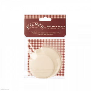 Kilner - Wax Discs - 200 Pieces