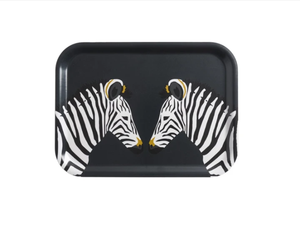 Shophie Allport - Zebra Small Printed Tray