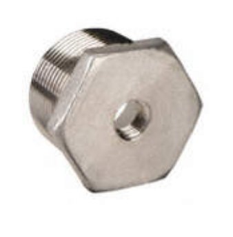 Reducer - Hex Bushing Stainless Steel