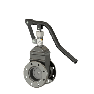 Valve - Betts manual operated sliding valve