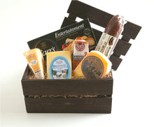 Load image into Gallery viewer, Brown Box Gourmet Gift Basket