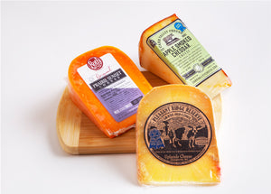 Wisconsin Artisan Award Winners Cheese Board