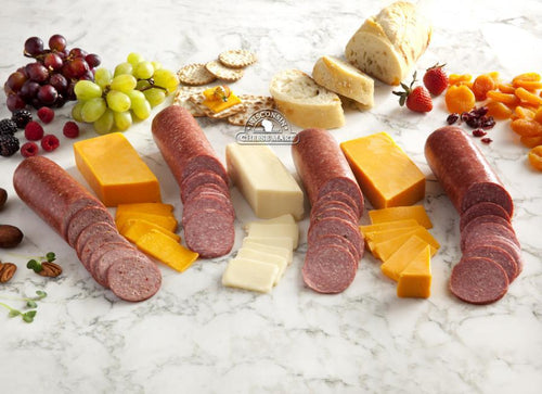 3rd Street Cheese & Sausage Gift