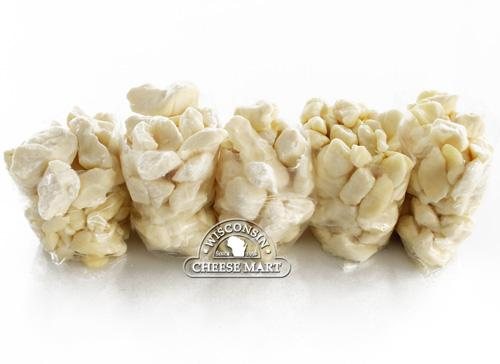 Cheddar Cheese Curds White 5 Pounds