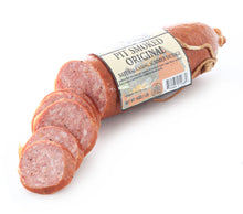 Load image into Gallery viewer, Summer Sausage Pit Smoked