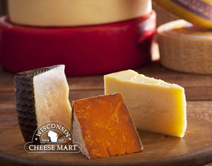 Artisan Cheese of the Month Club
