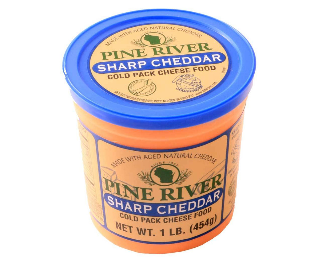 Cheddar Cheese Sharp Spread - 1 Pound