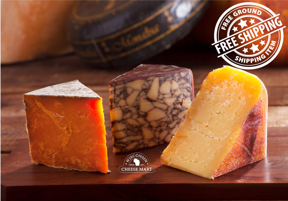 International Cheese of the Month Club