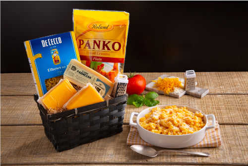 Macaroni and Cheese Gift Basket